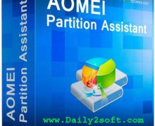Download AOMEI Partition Assistant 7.5.1 & Keygen Daily2soft