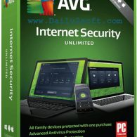 Download AVG Internet Security 2019 18.6.3983 & Crack [Latest] Version