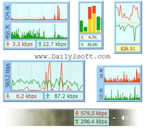 Download DU Meter 7.11 Full Version + Patch Daily2soft