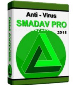 Download Smadav Pro 2018 Rev. 12.2 Crack + License Key