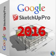 Google SketchUp Pro 2016 Crack Free Download [Here]