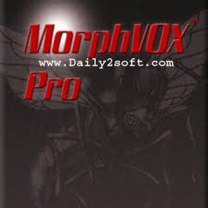 MorphVOX Pro Download 4.4.77 Full Crack + Keygen