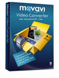 Movavi Video Converter 19.0.0 Crack Free Download [Here] Now