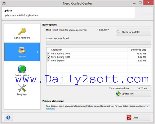 Nero Burning Rom Free Download 2019 Crack For Windows