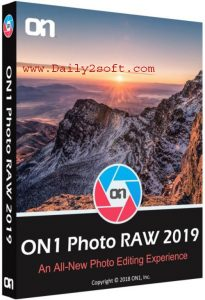 ON1 Photo RAW 2019 v13.0.0.6139 Crack [LATEST] Update Here!