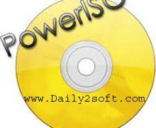 PowerISO V6.4 Crack + Serial Key [Latest] Full Version Download