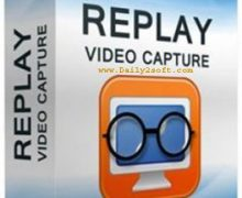 Replay Video Capture 8.11.1 Full Crack [Latest] Download Now [Here]