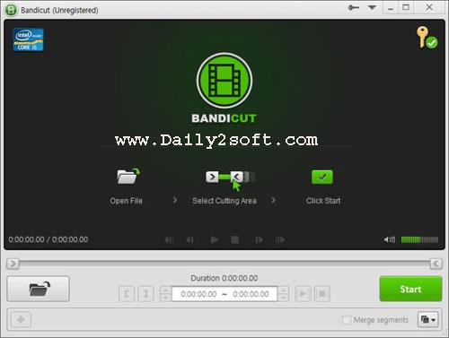 Bandicut 3.1.4.480 Crack & Serial Key Free Download [Here] Full Version