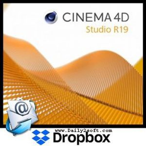 Cinema 4D Studio R19 Crack 2019 Full Version [Mac + Win] Download