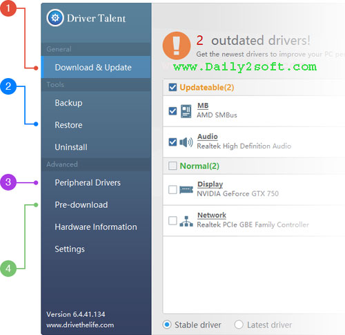 Driver Toolkit Key 8.6.0.1 + Crack Free Download Full Version