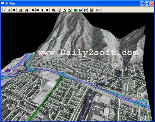 Global Mapper 20.0.1 Crack + Keygen [Win +Mac] Free Download