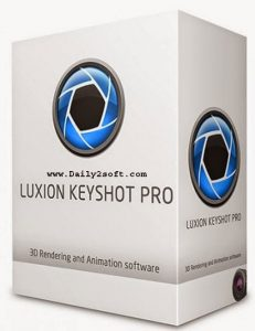 Luxion KeyShot Pro 8.0 x Crack + Keygen Free Download [Here]