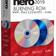 Nero Burning ROM 2019 v20.0.2005 Crack + Serial Key Download