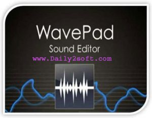 Wavepad Sound Editor 8.41 Crack 2018 With Activation Code Full Version