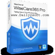 Wise Care 365 Pro 5.2.2 Crack Plus Keygen [Latest] Version Download