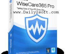 Wise Care 365 Pro 5.2.2 Crack Plus Keygen [Latest] Version Download