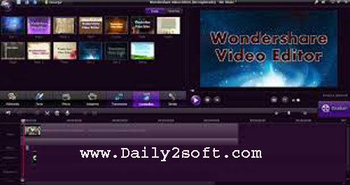 Wondershare Filmora 9 Crack 2019 & Keygen + Registration Code