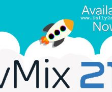 vMix 21 Crack + Registration Key [Windows + Mac] Free Download
