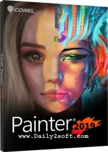 Corel Painter 2019 19.0.0.427 Free Download Daily2soft Full Version