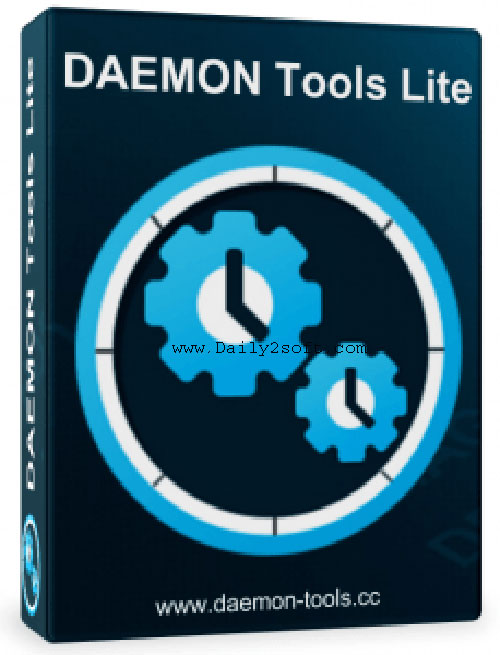 DAEMON Tools Lite 10.10 Crack + Serial Key Download [2019]