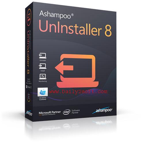 Download Ashampoo Uninstaller 8.00.12 For Windows
