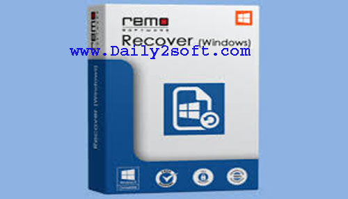 Remo Recover 4.0 Crack + License Key [Download] Full Version