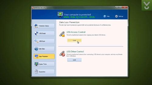 USB Disk Security 6.5 Crack Free Download Full Version