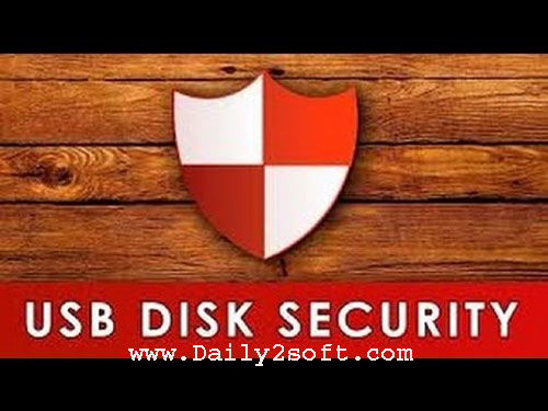 USB Disk Security 6.5 Crack Free Download Full Version
