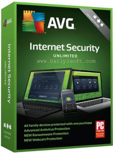 AVG Download Internet Security 2019 Crack With License Key [32/64Bit]