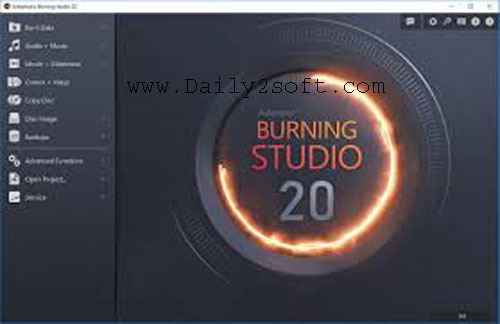 Ashampoo Burning Studio 20.0.0.33 Crack 2019 + Full Serial Key Download