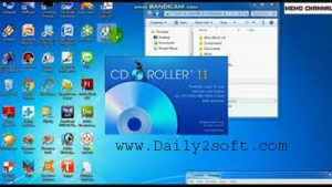 CDRoller 11 Crack Plus License Key 2019 Free Download Daily2soft