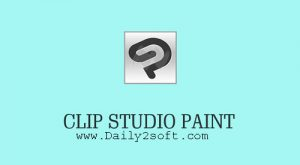 Clip Studio Paint 1.8.5 Crack With Keygen Free Download Daily2soft