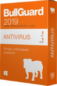 Download BullGuard Antivirus 2019 Crack + License Key [Latest]