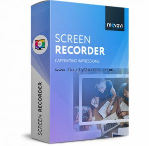Movavi Screen Capture Studio 10.0.1 Crack & Keygen Download