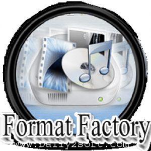 Format Factory Download 4.5.5.0 Crack + Keygen [Latest] Version