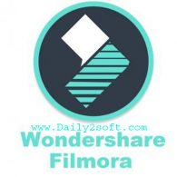 WonderShare Filmora 9.0.7.4 Crack Free Download Daily2soft
