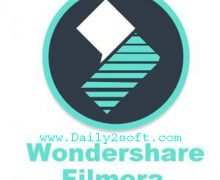 WonderShare Filmora 9.0.7.4 Crack Free Download Daily2soft
