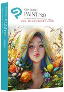 Clip Studio Paint Ex 1.9.0 Crack With Keygen Download Full Version