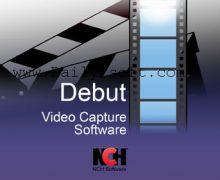 Debut Video Capture Software Crack + Registration Code Free Download