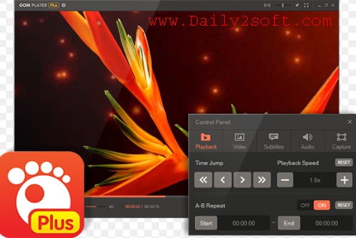 Download GOM Player Plus 2.3.41.5303 Full [Crack] Version