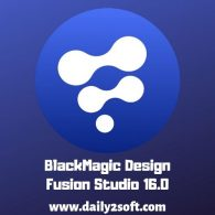 BlackMagic Design Fusion Studio 16.0 Crack + Keygen Full Version